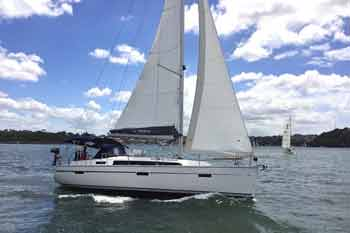 Bareboat Charter Sydney with Training