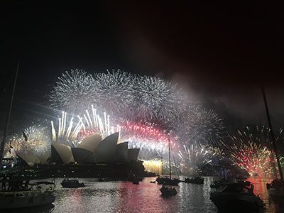 New Years Eve Yacht Charter
